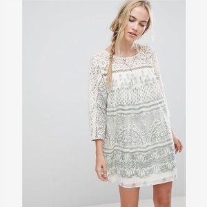 🏷Free People | Sun Daze Shift Dress